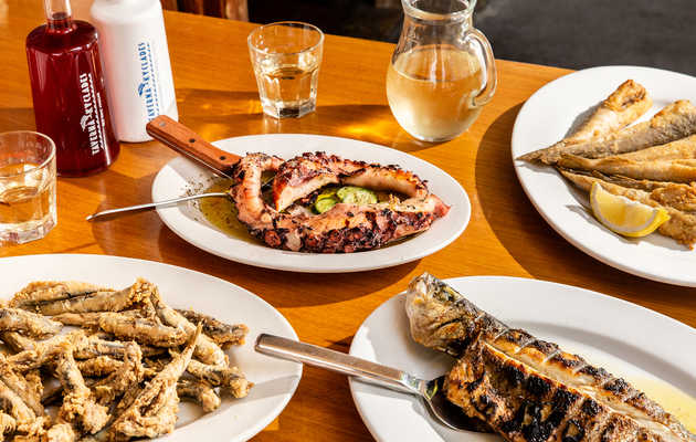 A Tour of the Best Greek Food in Astoria