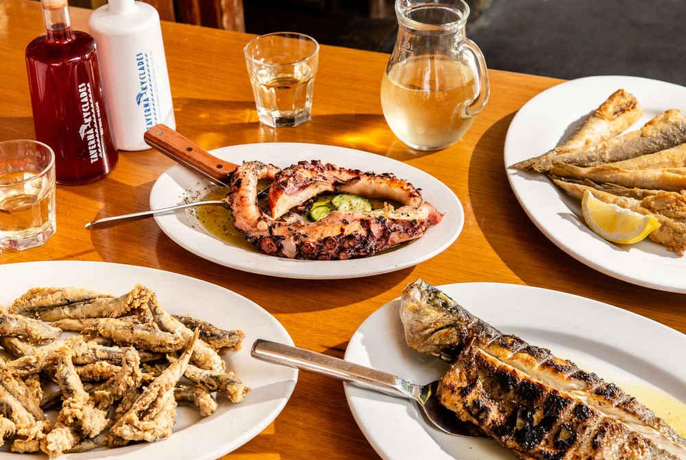 The Best Greek Food in Astoria