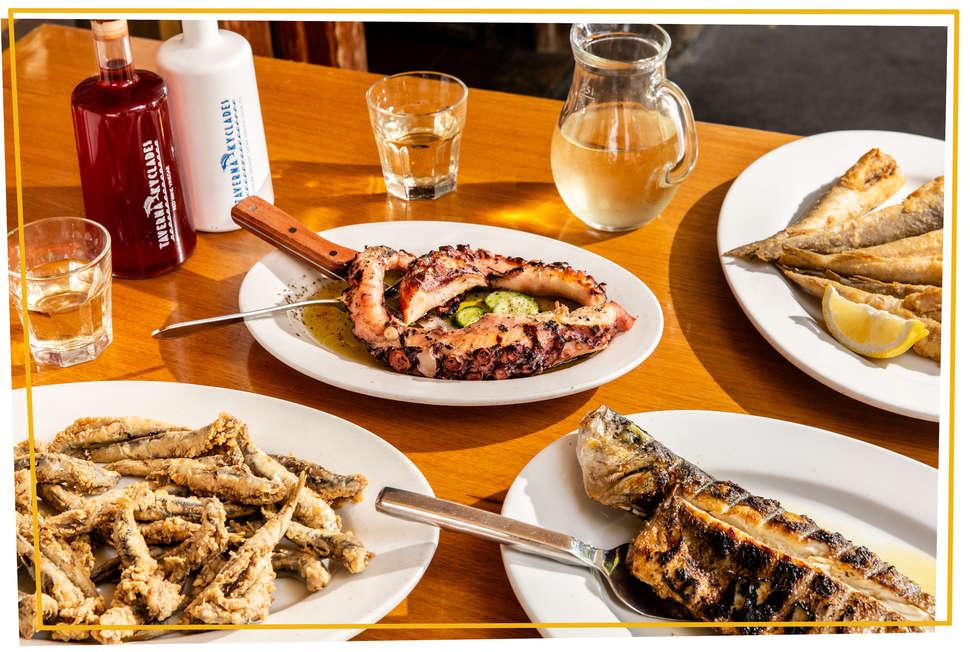 Best Greek Restaurants In Astoria Queens Places To Eat