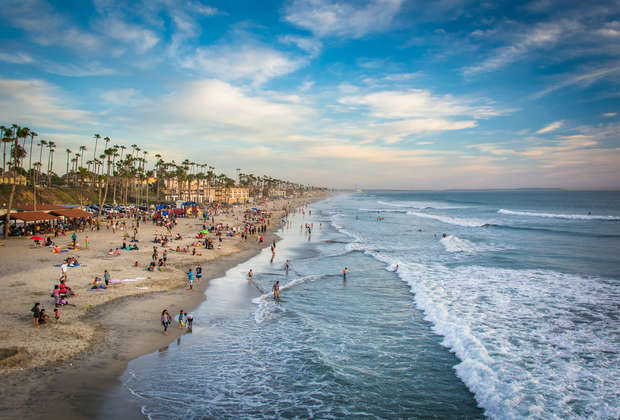 Great American Beach Towns That Are Dirt Cheap in September