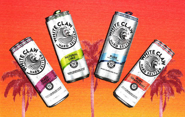 Summer's Over, But White Claw Is Here to Stay