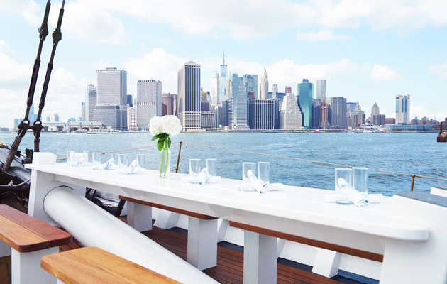Where to Eat and Drink on the Water in NYC