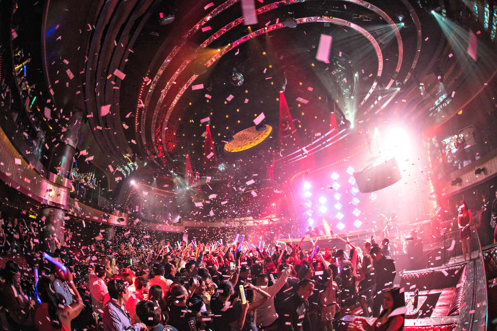 Best Las Vegas Nightclubs and Dance Clubs For Every Type of