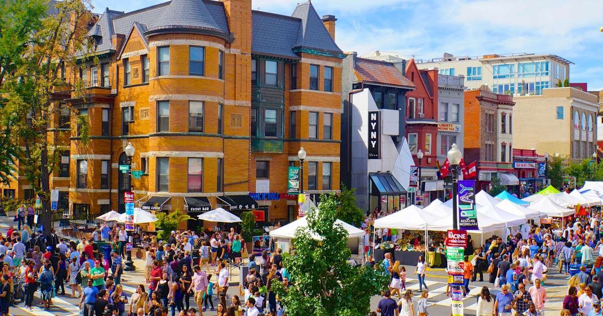 Things to Do in Washington DC This Weekend: September 6-8