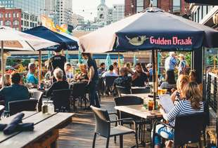 Where to Drink Outdoors in Milwaukee
