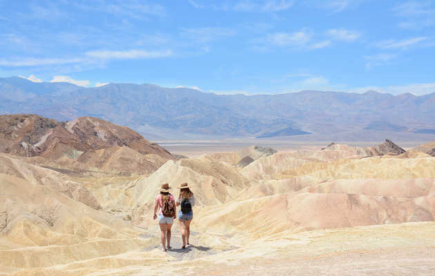 The Coolest Things to See on a Drive Through Death Valley