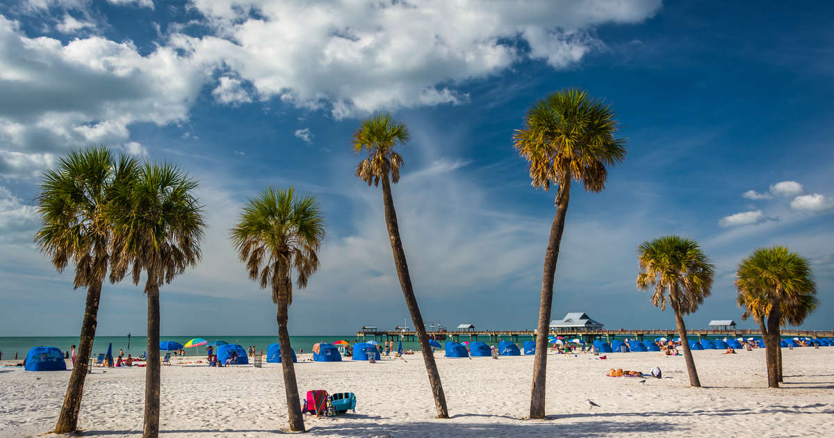 Best Beaches In Tampa Bay Clearwater