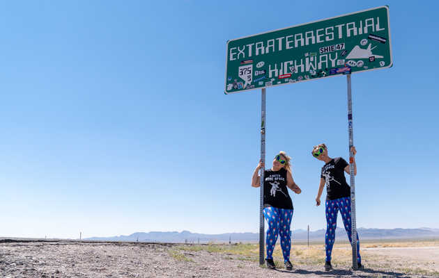The Ultimate Guide to Visiting Area 51