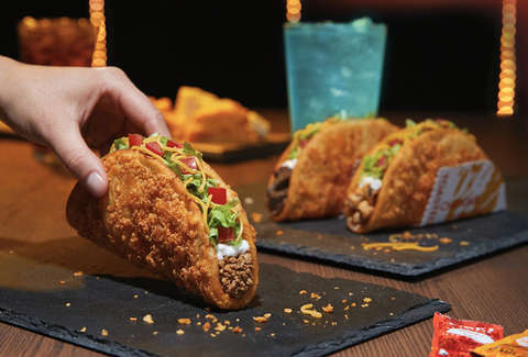 Taco Bell Toasted Cheddar Chalupa Review: Does it Have