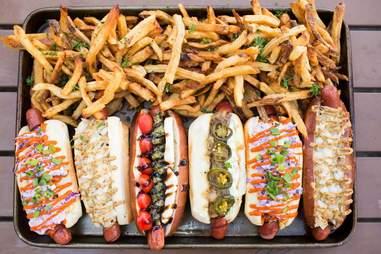 swizzler hot dog