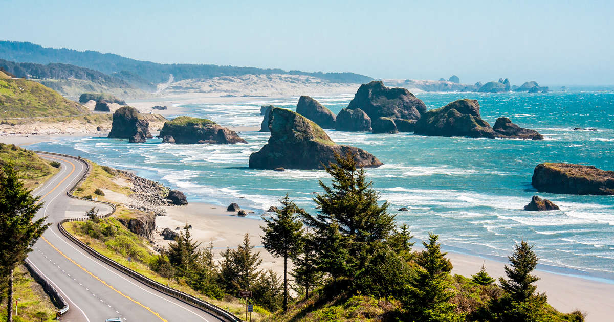 The Best Scenic Drive In Every State