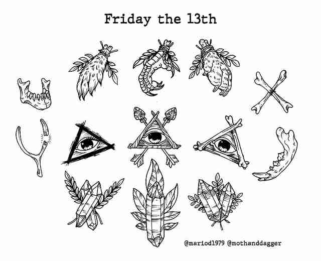 Friday The 13th Tattoo Deals 2019 Where To Find Cheap