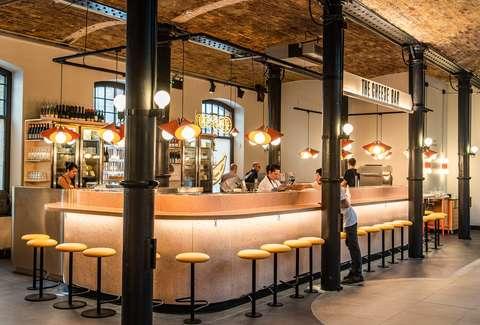 World S First Cheese Conveyor Belt Restaurant Opens In