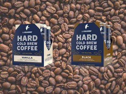 la colombe hard cold brew coffee