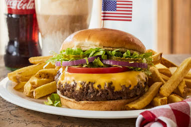 national cheeseburger day deals