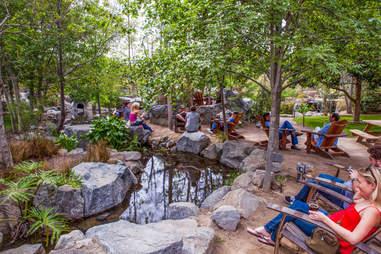 Stone World Bistro & Gardens