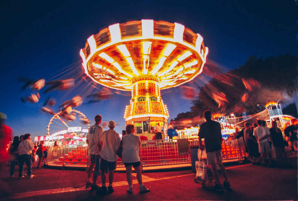 The 10 Most Charming, Wacky, and Delicious State Fairs In America