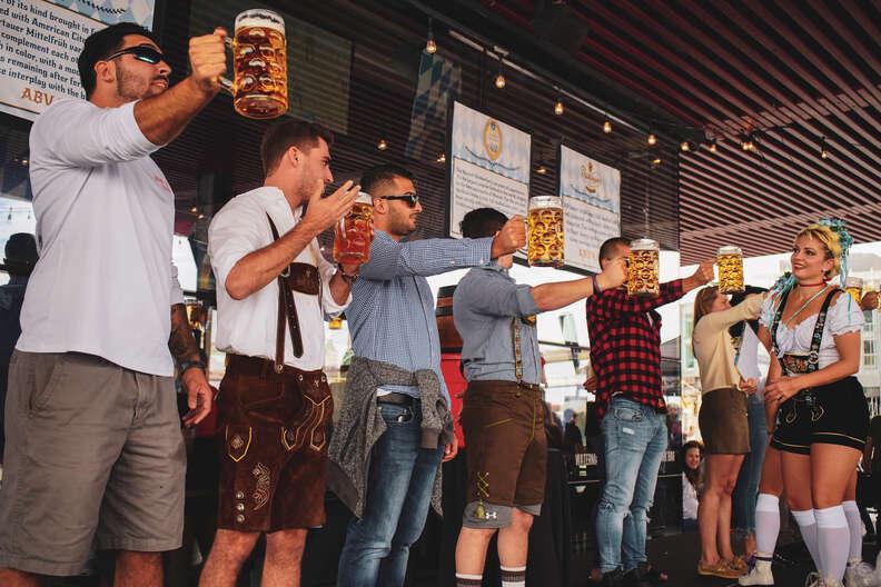 OktoberFest at Watermark Bar