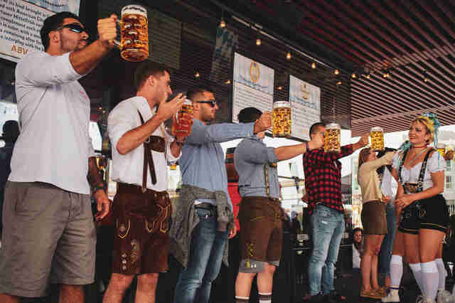 OktoberFest at Watermark Bar