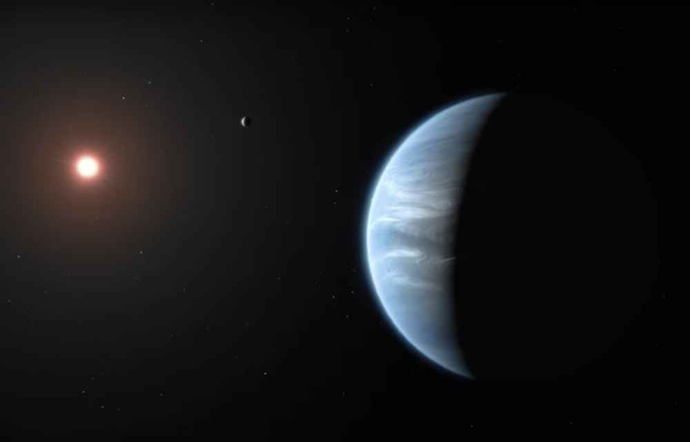 Water Discovered on Super-Earth Planet, Making It the 'Best Candidate for Habitability'