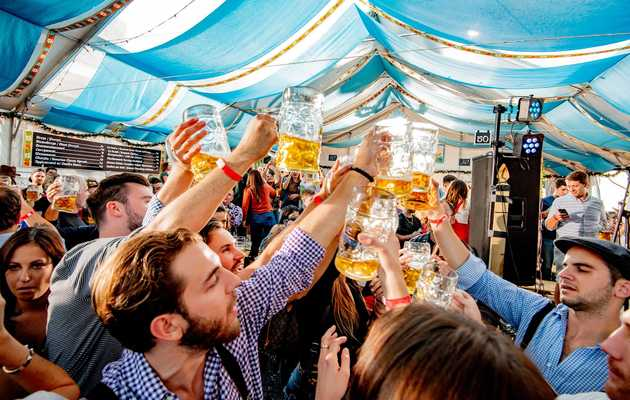 NYC's Best Oktoberfest Celebrations