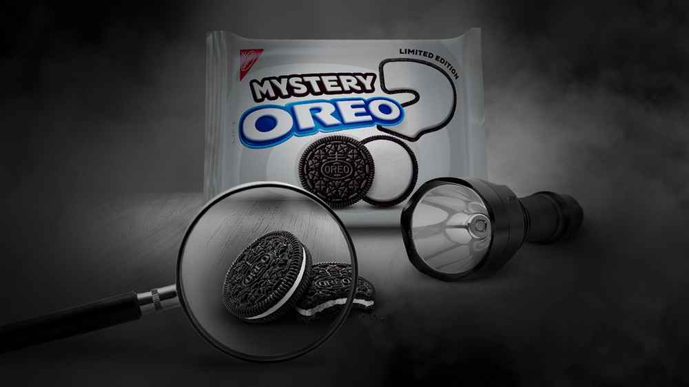 We Tried Oreo's New 'Mystery' Flavor and Here's What We Think It Is