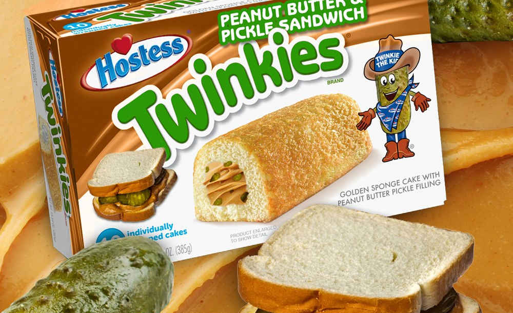 Hostess Teased the Existence of PB & Pickle Twinkies and People Are Scared