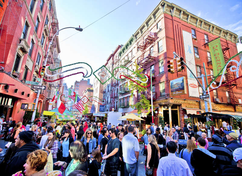 Little Italy Feast of San Gennaro