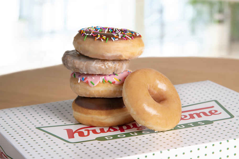 Krispy Kreme Is Offering a Excellent Deal on Donuts for Friday the 13th
