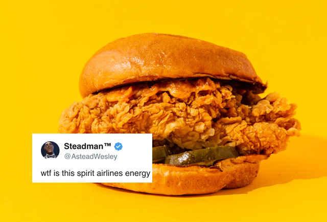 Popeyes Trolled Fans Of Its New Sandwich & People Can't Stop Making Jokes