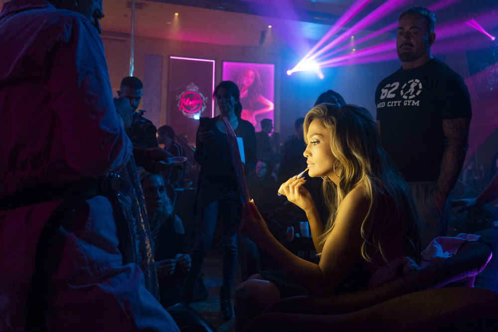 'Hustlers' Snuck In the Perfect Cameo with a Little Help from J.Lo