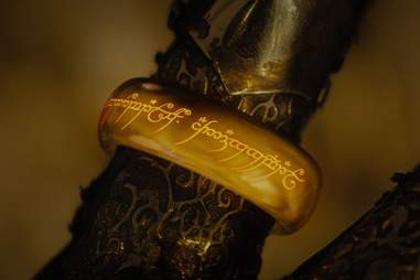sauron, one ring
