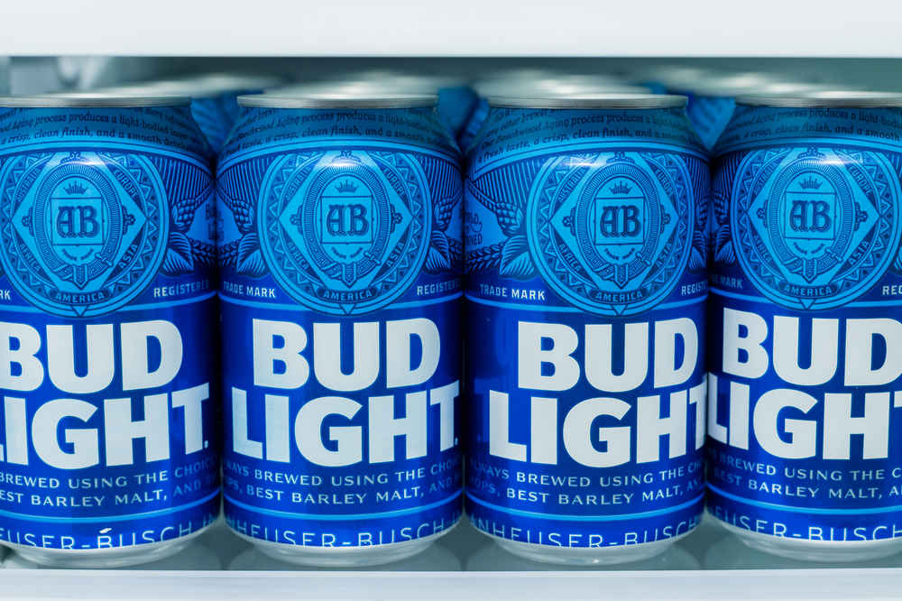 A Bud Light Seltzer Might Be Coming For White Claw's Crown