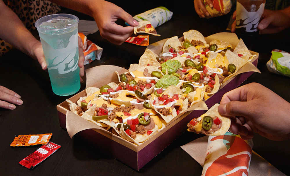 Taco Bell Is Making Giant Boxes of Nachos and We Want Them Now