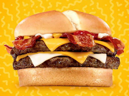 jack in the box national cheeseburger day