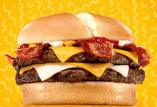Jack in the Box Is Giving Out Free Burgers Today for National Cheeseburger Day