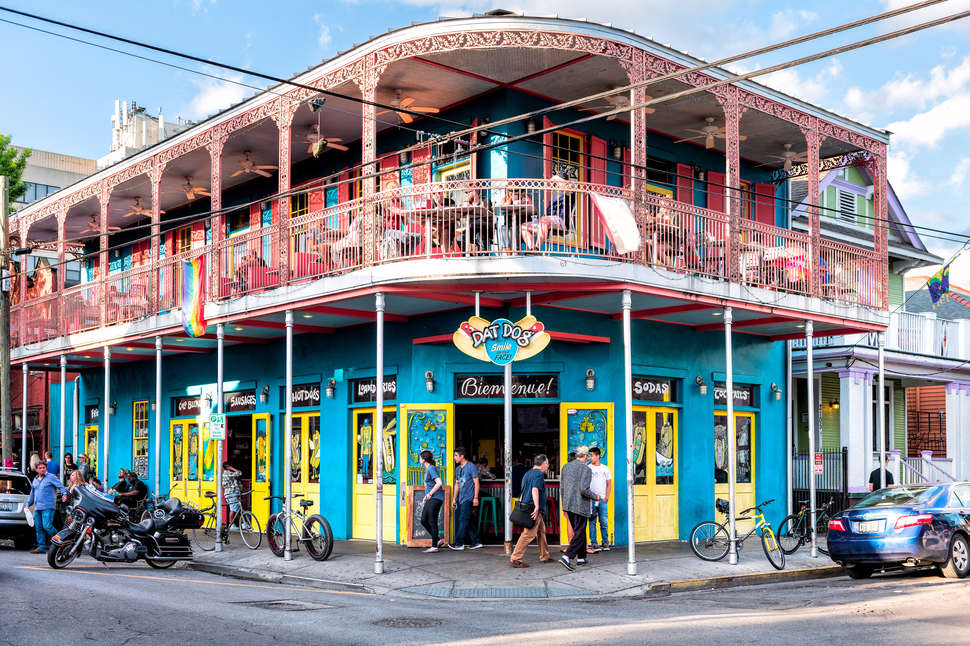 Best Balcony Bars in New Orleans: Spots for Second Lines ...