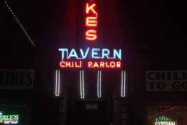 Mikes Chili Parlor