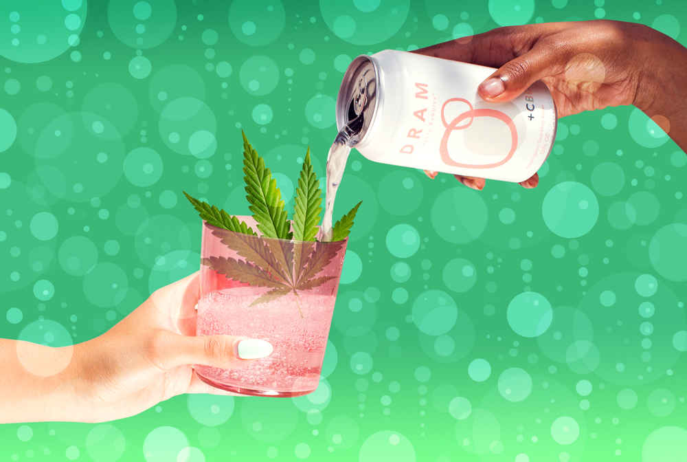 After the Summer of White Claw, CBD Water Is Making Its Move