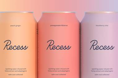 Recess CBD water