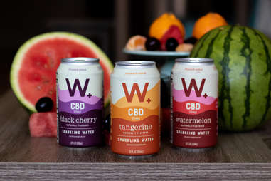 Weller CBD water