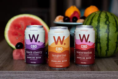 Weller CBD water