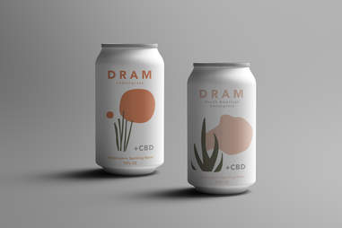 Dram CBD Water