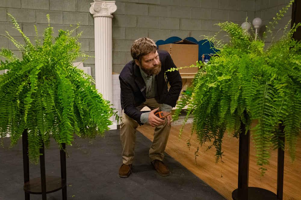 Zach Galifianakis Keeps It Weird with Netflix's 'Between Two Ferns: The Movie'