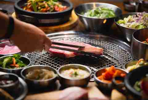 Sizzle Korean BBQ