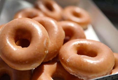 Krispy Kreme National Coffee Day Deal 2019 Get Free Coffee