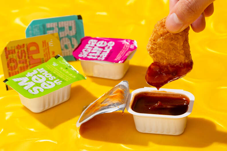 mcdonald's mcdonalds dipping sauce ranked honey mustard bbq sweet n sour signature hot