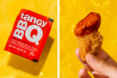 mcdonald's tangy barbecue bbq