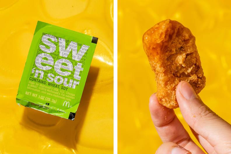 Best Mcdonald S Dipping Sauces Ranked Is Honey Mustard The Best Thrillist