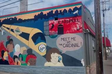 Cardinal Restaurant and Bar